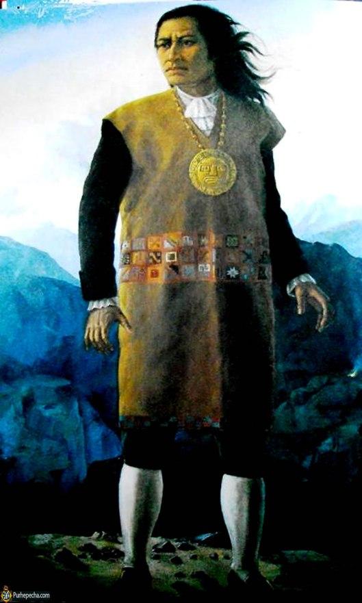 Tupac Amaru, el Übermensch siglo XVIII