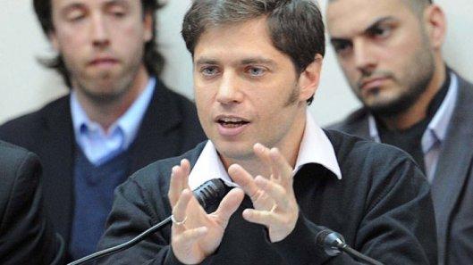 Kicillof y el gobierno peronista quieren pagar