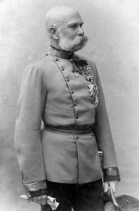 Franz Josef I (1885)