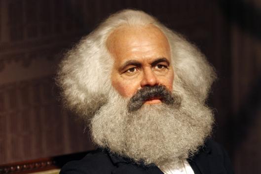 Marx vuelve, nosotros ya no vamos a estar