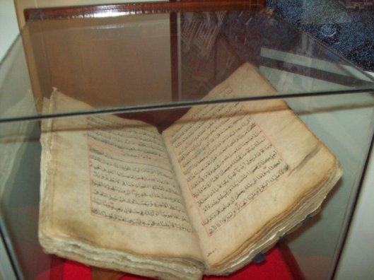 al_Qur'an (a cremar, a incinerar por el cuarteto normando para el Medio Oriente)