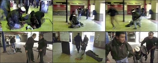los asesinatos de Kosteki y Santillán por los perros de la caza de humanos, homínidos con permiso de policías cabo e inspector
