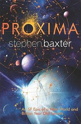 En la novela Proxima (2013) y su secuela Ultima (2014), Stephen Baxter imagina la colonización forzosa de un planeta habitable en Próxima Centauri usando naves que usan propulsión nuclear de pulsos.